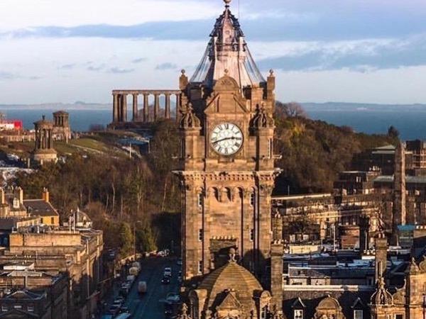 Historic Edinburgh Private Walking Tour