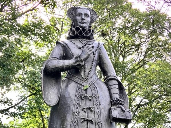 Mary Queen of Scots, Unicorns and the Royal Family in Scotland