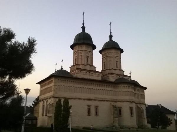 Cetatuia & Hlincea Monasteries Tour from Iasi