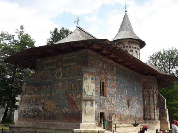 Religious heritage tour in Bucovina, the Land of the Painted Monasteries