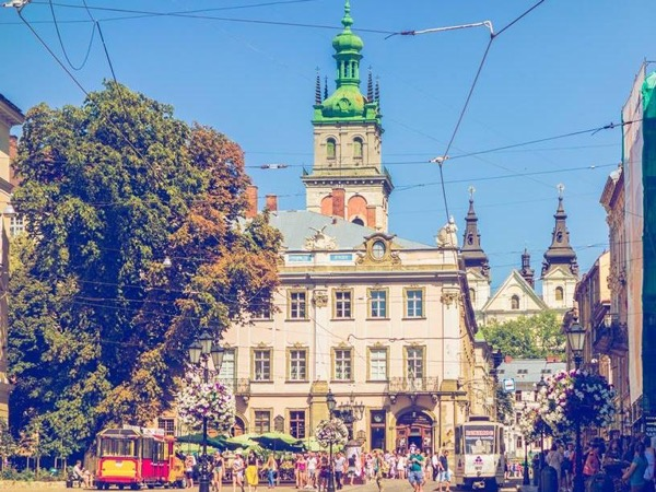 Lviv Old City Private Walking Tour