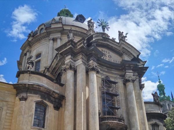 Religious Lviv Private Walking Tour