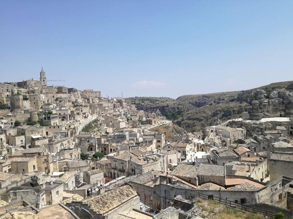 Matera Full Day Private Tour with Winery Visit & Tasting