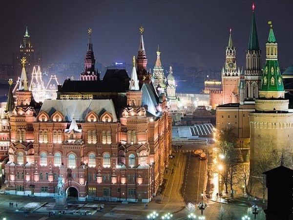 Moscow Magic Nights