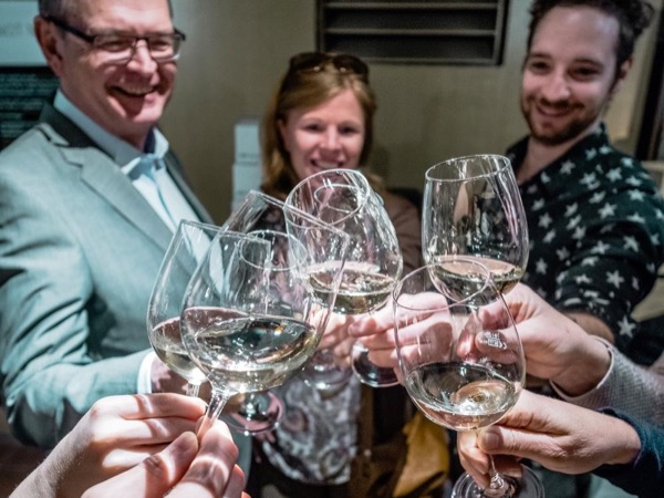 Vienna Wine Tour for 4 Guests