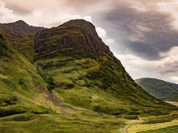 Glencoe and the Hidden Valley Hiking Tour