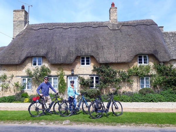 Heart of the Cotswolds Private Electric Bike Tour