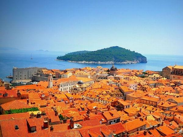 Dubrovnik City and Lokrum Island Private Tour
