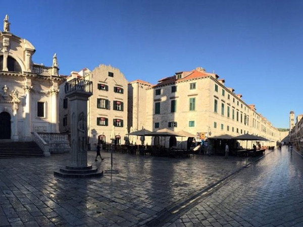 Dubrovnik Early Bird City Private Tour