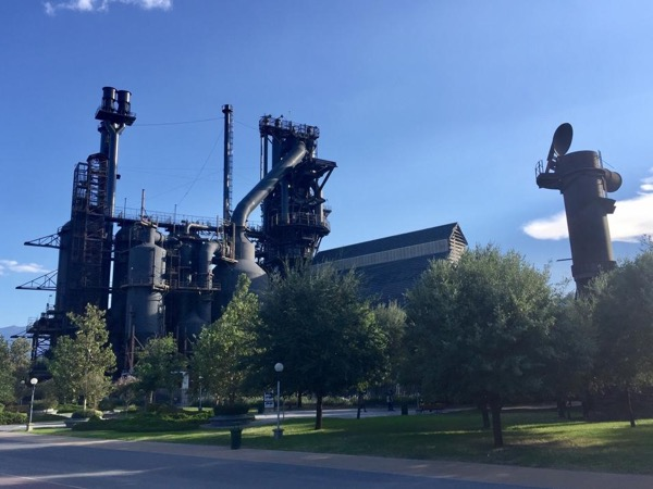 Monterrey's Steel Museum,Furnace show and Business Center in a Private Tour