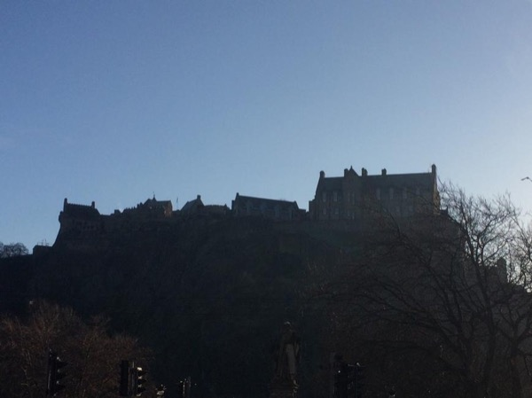 Edinburgh Highlights Private Walking Tour