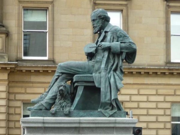 Scientific Edinburgh (with added crime) Private Walking Tour