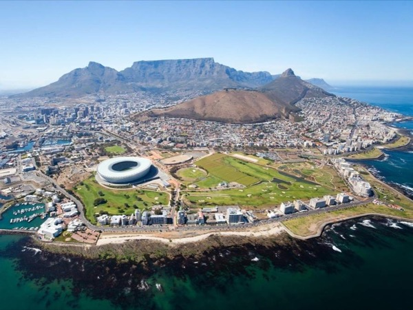 Private Cape Town City and Table Mountain tour