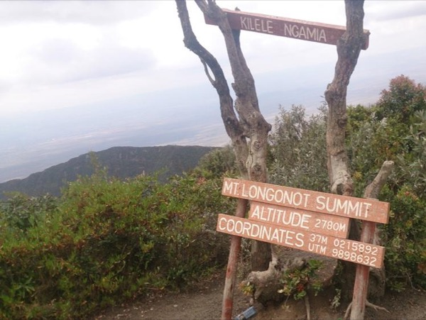 Mt. Longonot Kenya Hiking and Trekking Full Day Tour