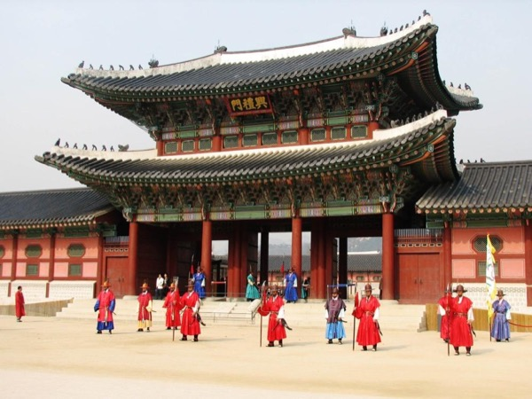 Seoul Highlights Walking Tour For Full Day
