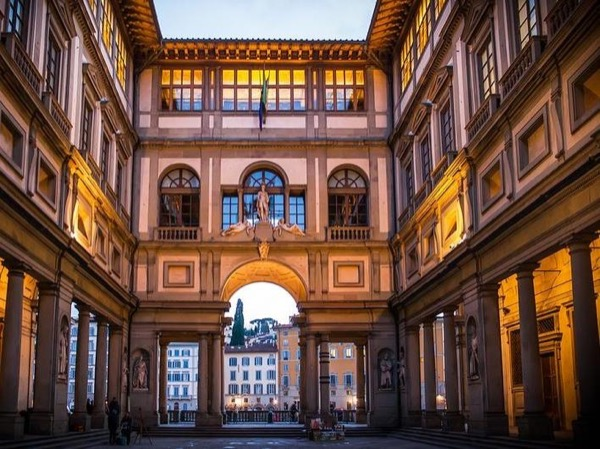 Florence's Uffizi Gallery Private Tour