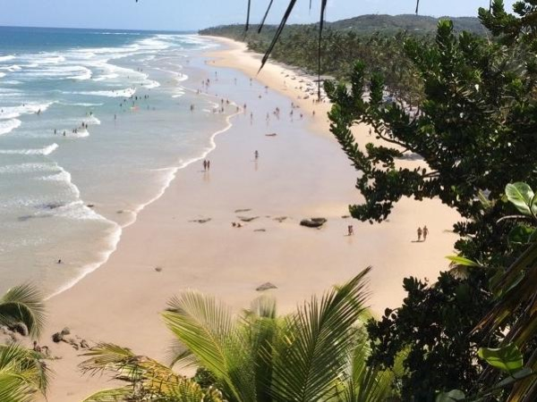 Four Beaches and a Waterfall - Itacaré Private Tour