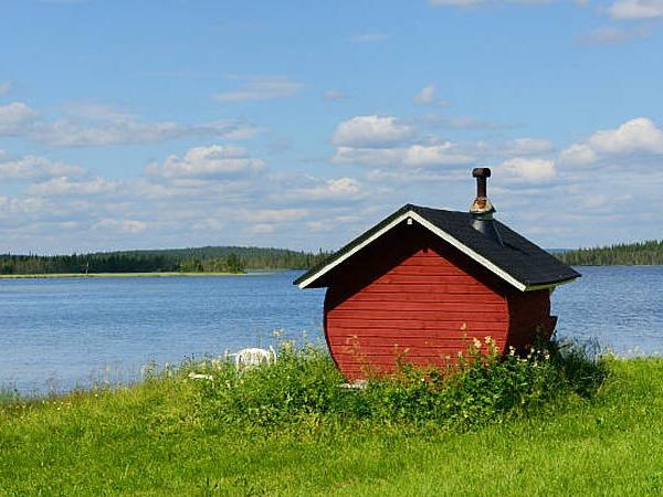 Sauna & a Picnic by a Lake package for Cruise Ship Passengers and Hotel Guests