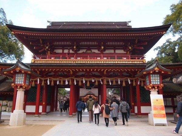 Dazaifu Tenmangu Shrine and Komyoji Temple
