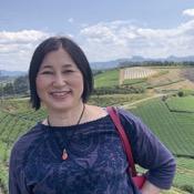 Private tour guide Akiko