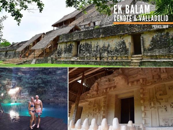 Private Ek Balam Tour