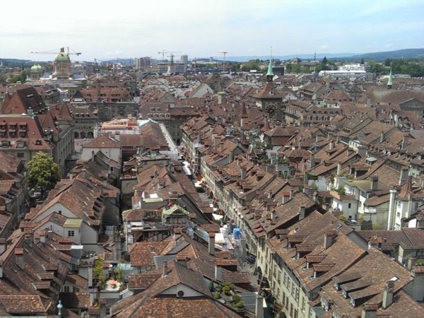 Bern Highlights Private Tour