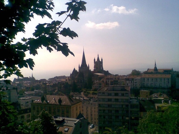 Lausanne Highlights Private Tour
