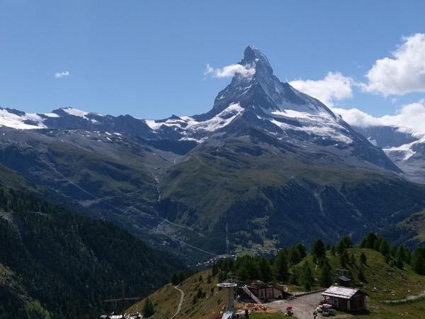 Zermatt and the Matterhorn Private Day Excursion