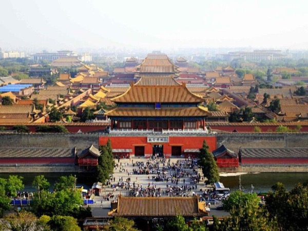 4-Hour Private Beijing Walking Tour