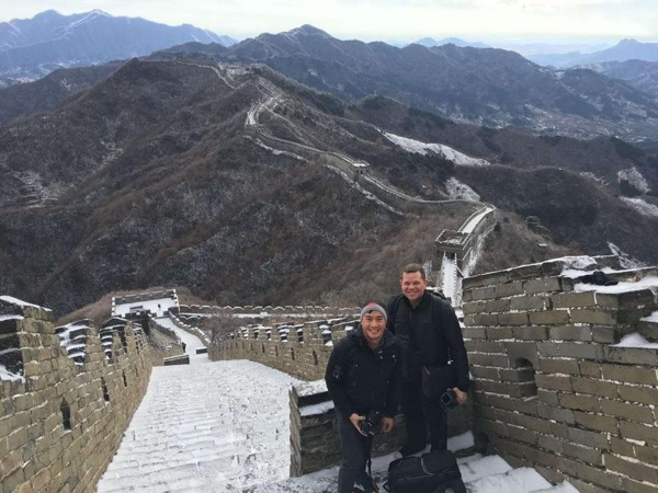 Mutianyu Great Wall Tour with Private Driver