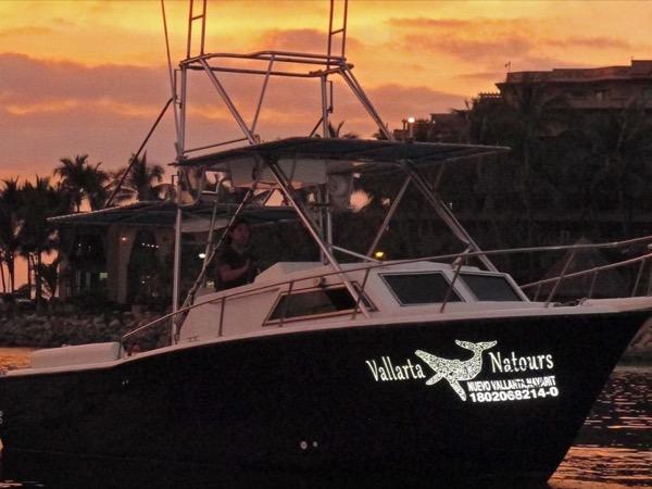 Fully Guided Sunset Cruise in Banderas Bay from Puerto Vallarta