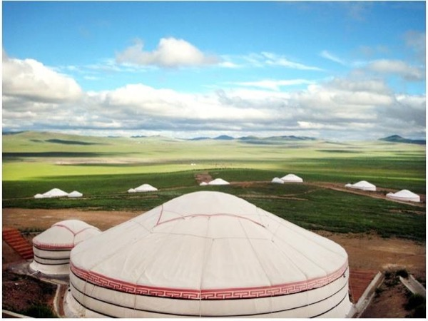 Four Days of Romantic Getaway to the Mongolian Steppes