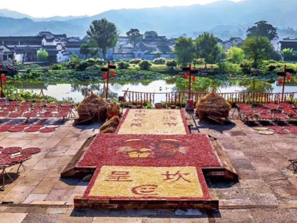 Private daily tour- Chengkan village & Maihuayucun village & Xixi Nan village Tour
