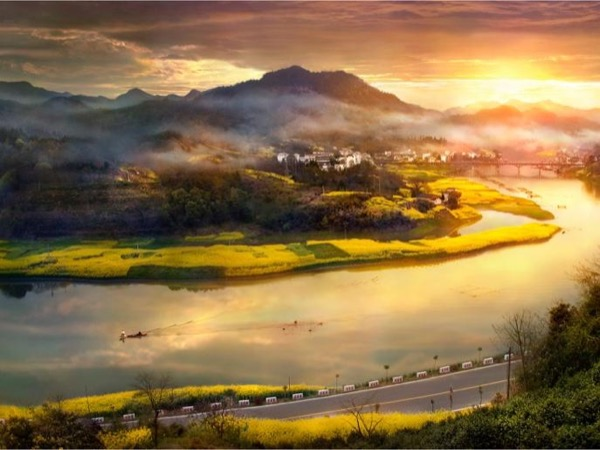 Private daily tour- Xin'an River Landscape Gallery & Traditional Oil Factory Tour