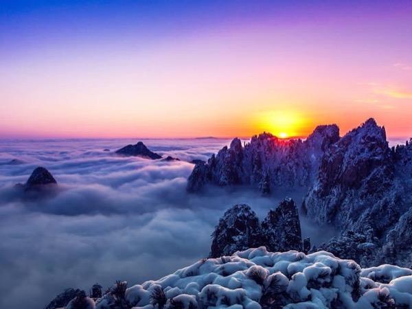 5 Days Mt. Huangshan Hiking Tour