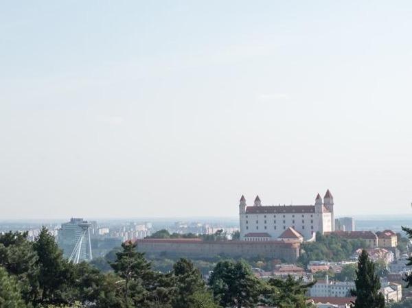 Explore Bratislava city private guided tour