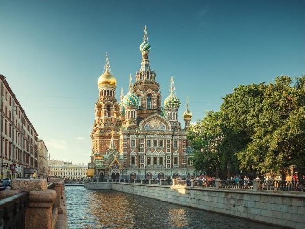 Grand Tour of Saint-Petersburg