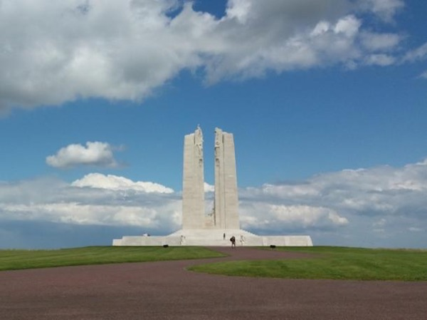 1 Day Canadian focused Arras and Somme WW1 Battlefield Tour