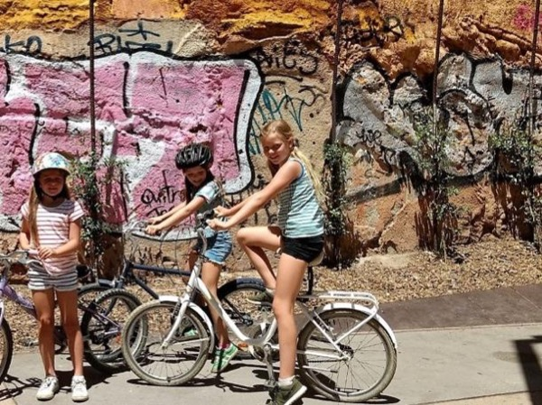 Private Family Bike Tour in Barcelona