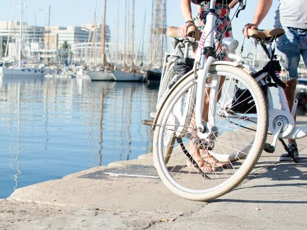 The best of Barcelona by bike