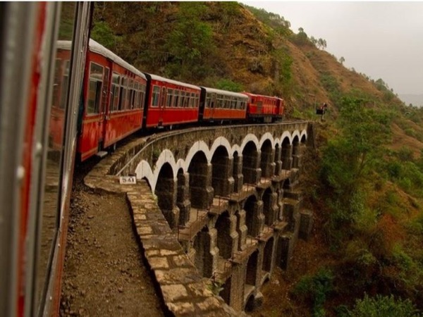 Shimla 2 Days Heritage Tour including ride on Kalka-Shimla toy train