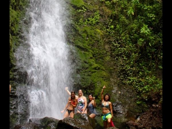Best private Waterfall tour in O'ahu