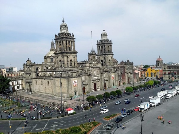 First time in Mexico City?
