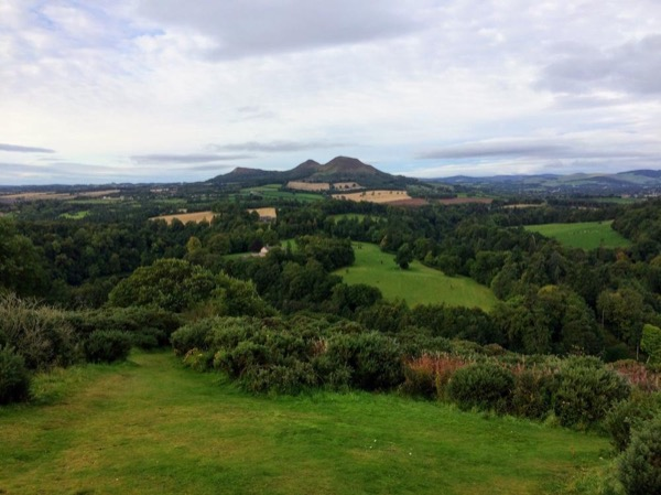 The Stunning Sights of The Scottish Borders - a Day Trip from Edinburgh