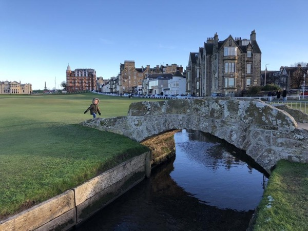 St Andrews and the fishing villages of Fife - a day trip from Edinburgh.