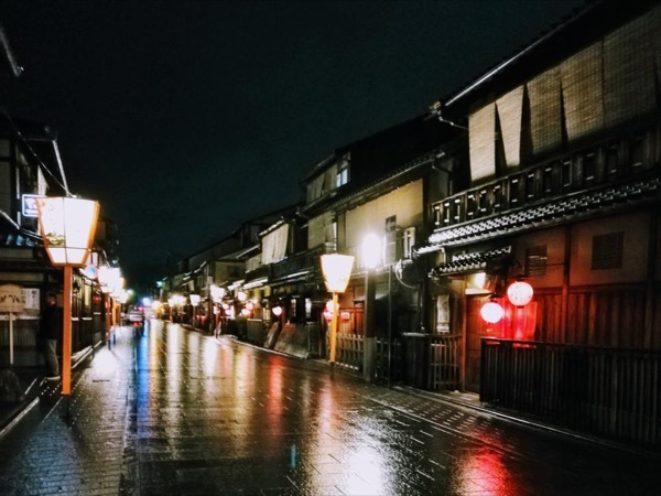 Private night tour of the Higashiyama District