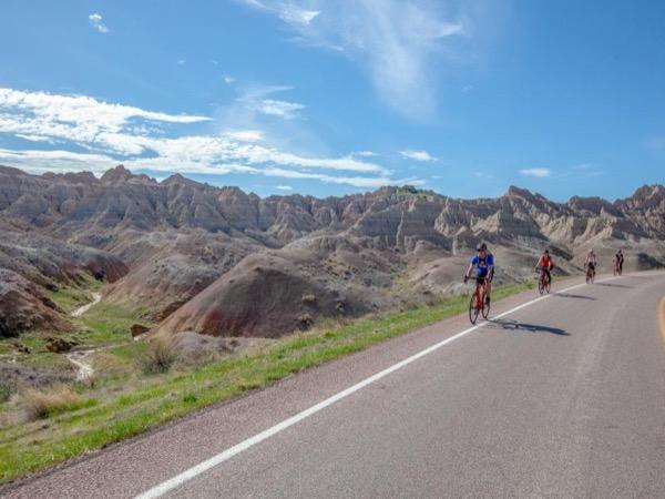 Badlands National Park- Bike Tpur