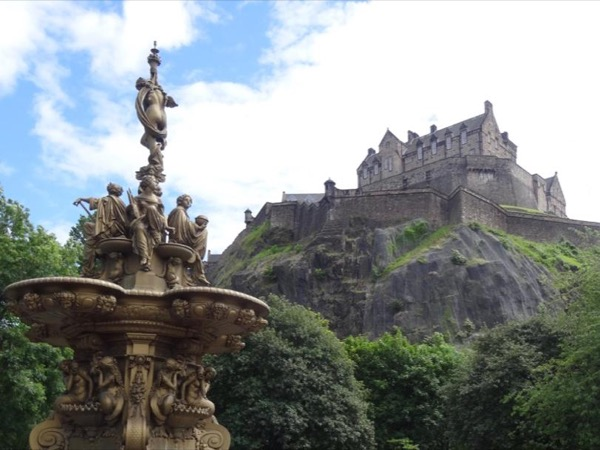 Private Highlights Tour of World Heritage Edinburgh