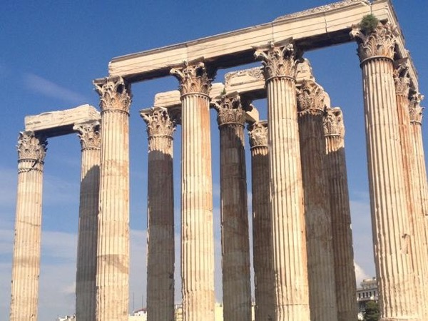 Shore excursion Athens full day