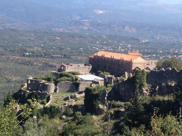 5 Days Argolis, Sparta, Olympia, Delphi, Meteora